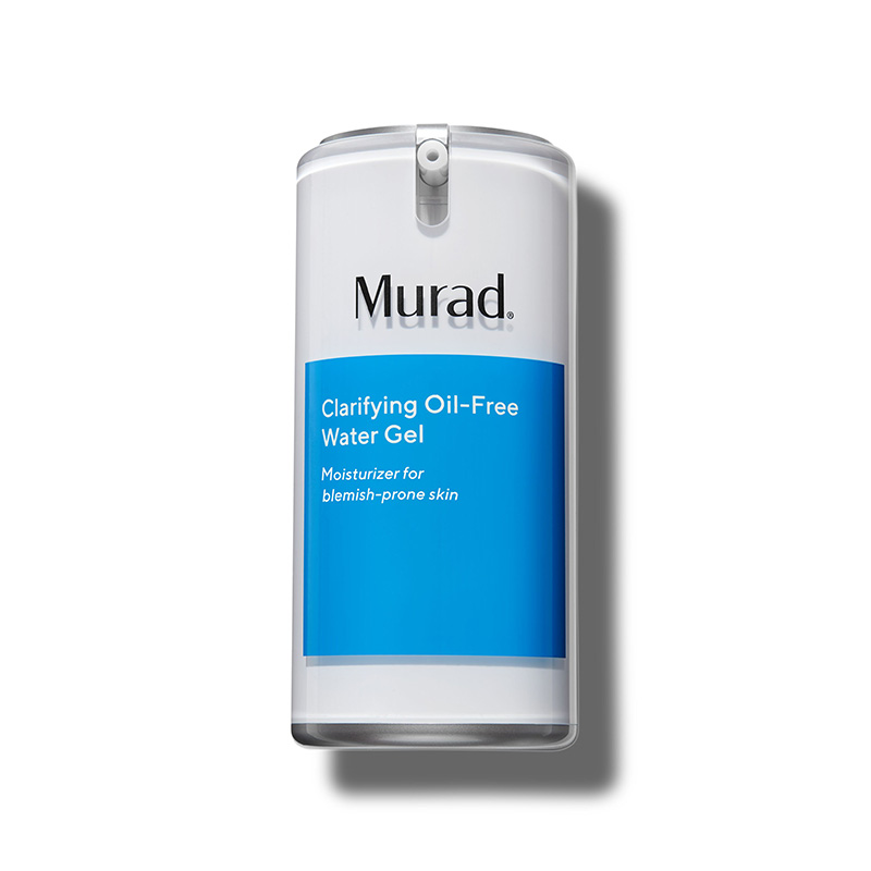 CLARIFYING OIL-FREE WATER GEL