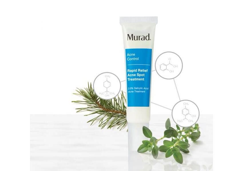 Gel trị mụn 4 giờ Rapid Relief Acne Spot Treatment
