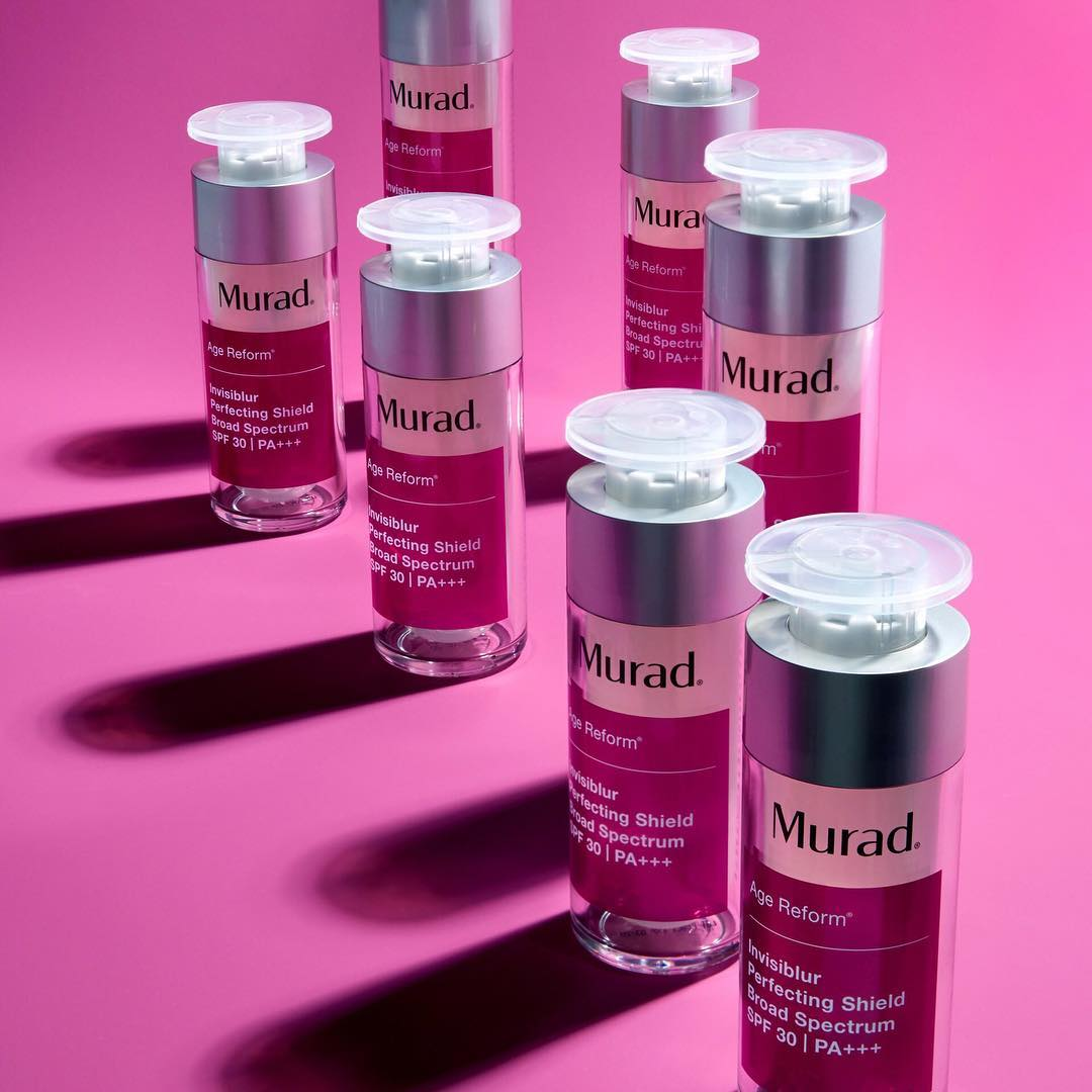 Invisiblur Perfecting Shield Broad Spectrum SPF 30 PA +++  Murad Việt Nam 3