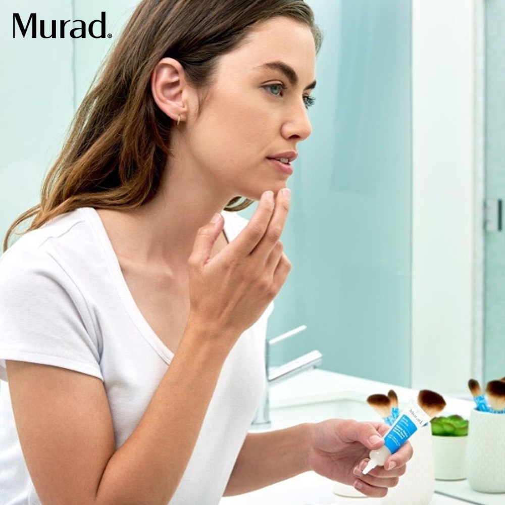 Rapid Relief Acne Spot Treatment Gel trị mụn 4 giờ MuradVietnam